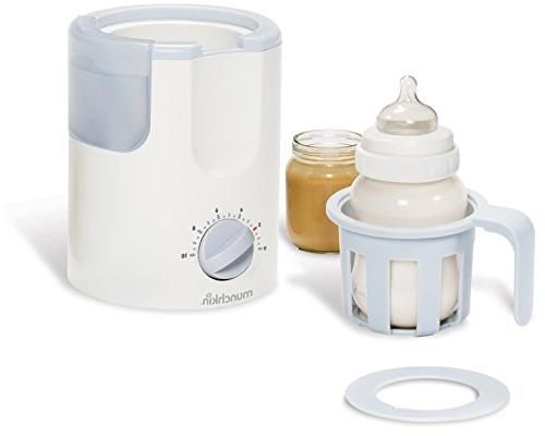 time saver bottle warmer
