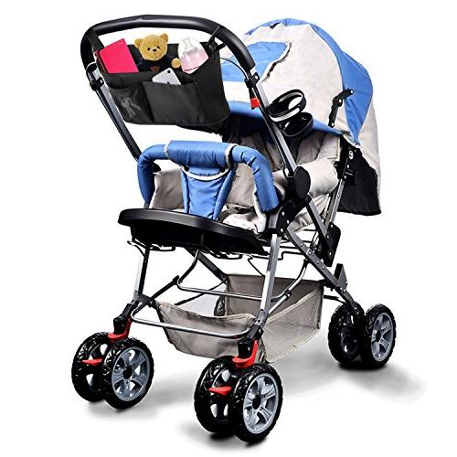 Top by SNHNY; Stroller Accessories; Universal Diaper Accessary