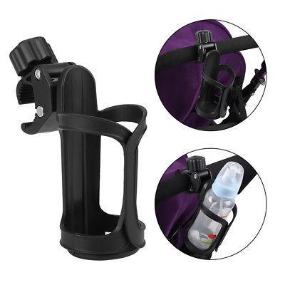 universal black baby stroller pushchair organizer 360