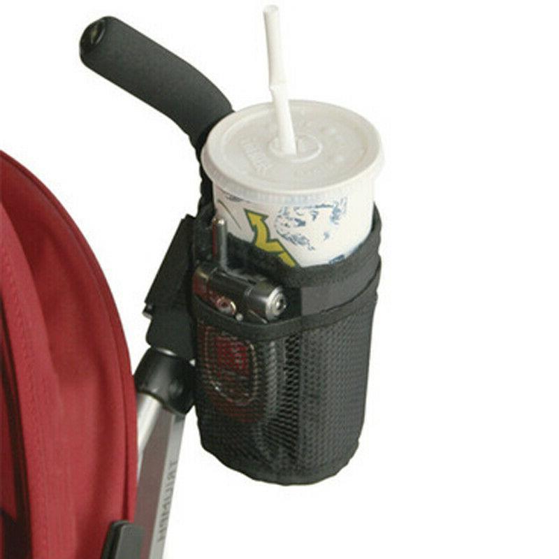 universal bottle cup holder for stroller pram
