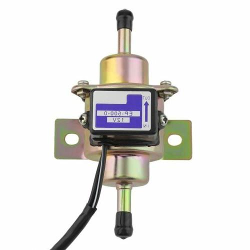 Universal Electric Low Pressure 12V KZ