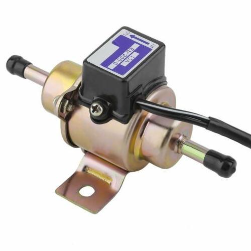 Universal Fuel Pump Low Pressure Gas 12V 3-5PSI KZ