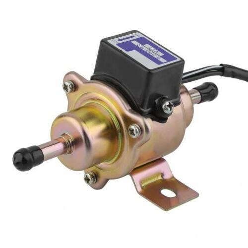 Universal Electric Fuel Pump Low Gas Inline KZ