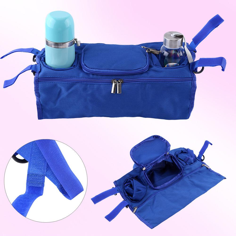 US Baby Pram Buggy Pushchair Stroller Storage Cup