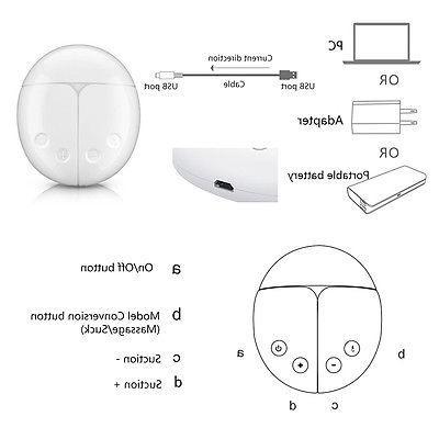 USB Electric Milk Kit