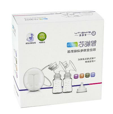 USB Intelligent Electric Suction Breast Milk Extractor