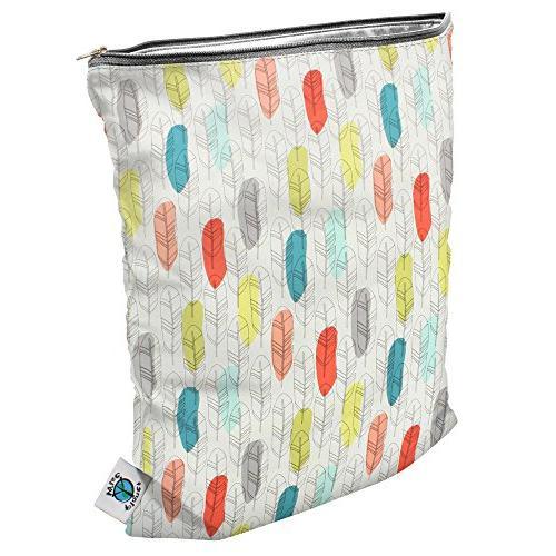 wet diaper tote bag