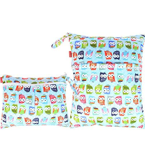 wet dry cloth diaper bag