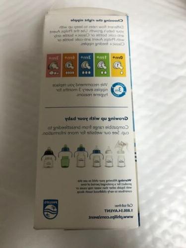 Avent Wide-Neck Anti-Colic Bottle
