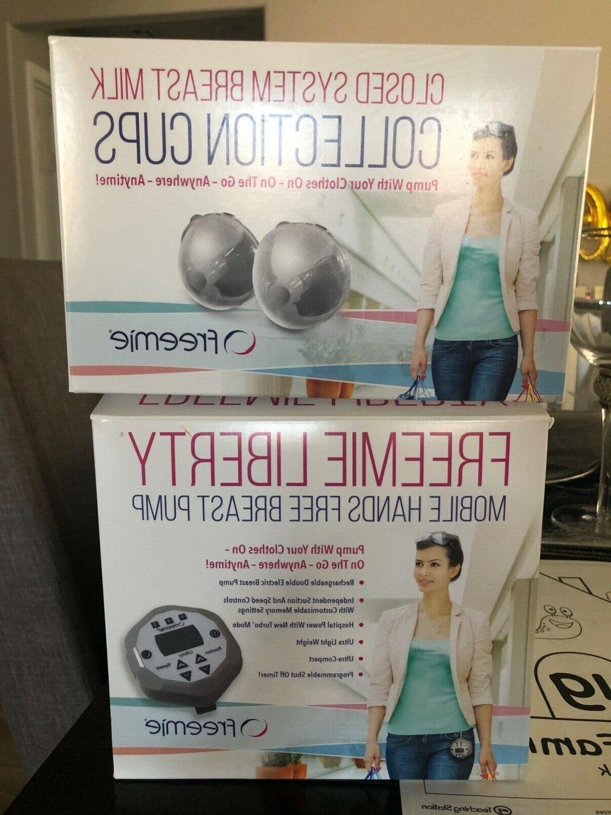 wireless breast pump brand new