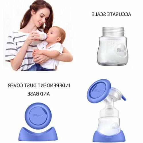 Powerful Suction Feeding Milk Bottles