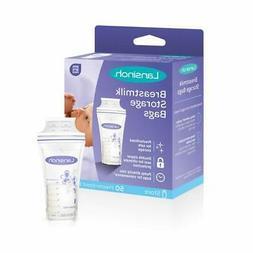 Lansinoh Breastmilk Storage Bags  Milk Freezer Bag  50 Count