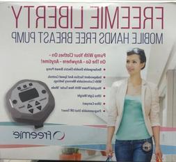 Freemie Liberty Mobile Hands Free Breast Pump, Grey FG077- N