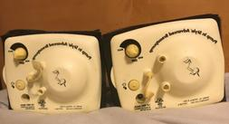 Lot Of 2 Medela Pump In Style Advanced Breast Pumps W/Box Fr