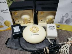 LOT OF 3 Medela Pump In Style Advanced Breast Pump - 9V Moto