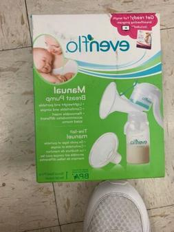 Evenflo Feeding Manual Breast Pump