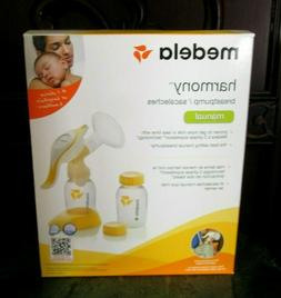 ~Medela Manual Breast Pump, Harmony Portable, 2-Phase ~ NEW