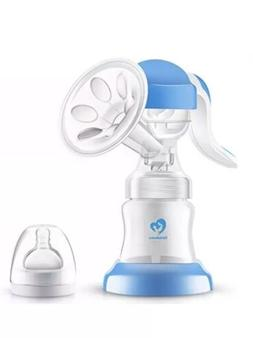 Bellababy Manual Breast Pump Kit Includes a Rotatable Pump a