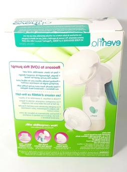 Evenflo Manual Breast Pump Model 4013*NEW*