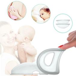 Manual Breast Pump Reusable Portable Feeding Milk Collector