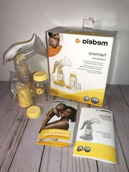 MEDELA Manual Harmony Breast Pump with 24mm Breast shield Op