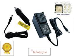 For Medela Symphony Breastpump Pump Vehicle Lighter Adapter