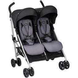Evenflo Minno Twin Lightweight Double Stroller, Glenbarr Gre
