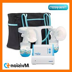 DOUBLE ELECTRIC BREAST PUMP THE FIRST YEARS MIPUMP NEW