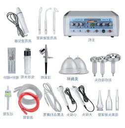 Multifunctional Ultrasonic Vaccum Spot Removal High Frequenc