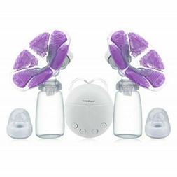 Mummy Double Bottle Electric Breast Pump + Therapy Gel Pad