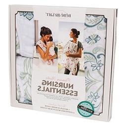 Bebe au Lait Premium Muslin Nursing Essentials Set, Isla