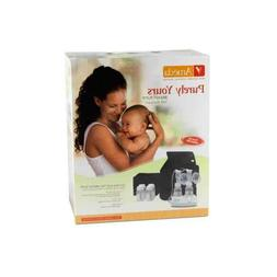 NEW Ameda 6TDOzy1 Purely Yours- Double Electric Breast Pump