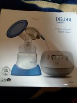new and sealed single electric breast pump