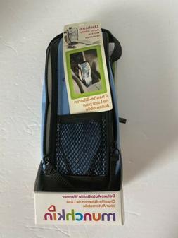 New!!! Munchkin Deluxe Travel Car Baby Bottle Warmer, Blue b
