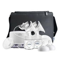 New Philips Avent Double Electric Breast Pump +Bonus Power C