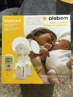 "NEW!! Medela Freestyle Mobile Double Electric Breast Pump ""S"