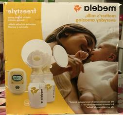 New Medela Freestyle Mobile Double Electric Breast Pump w/ A