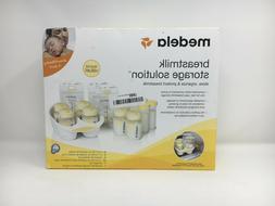 """New-Open Box"" - Medela Breastmilk Storage Solution Set"