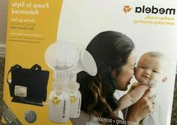 New - Medela Pump In Style Advanced Breast Pump with On-the-