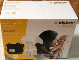 New Medela Pump In Style Advanced Double Breast Pump with On
