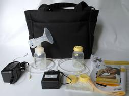 New Medela Pump In Style Advanced Double Breast Pump On-The-