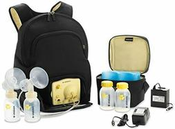 New Medela Pump In Style Advanced Double Breast Pump Backpac