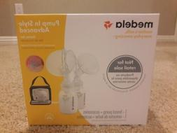 New Medela Pump In Style Advanced Starter Set Double Electri