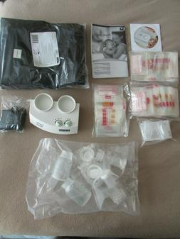 NEW AMEDA PURELY YOURS ELECTRIC DOUBLE BREAST PUMP W/ TOTE B