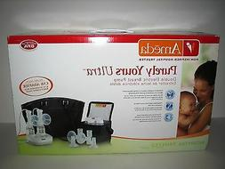 NEW Ameda Purely Yours ULTRA Double Electric Breast Pump Car