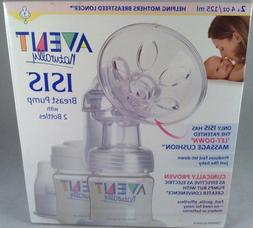 new seal was opened -Philips AVENT Naturally Isis Manual Bre