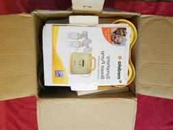 New Medela Symphony 2.0 Hospital Grade Double Breast Pump On