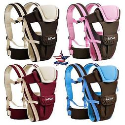 c58eb47e82a Newborn Baby Carrier Sling Wrap Backpack Front Back Chest Er