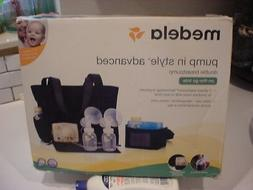 nice in box MEDELA PUMP IN STYLE ADVANCED DOUBLE BREASTPUMP