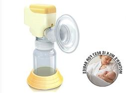 Niscomed Electric Breast Feeding Pump Universal White